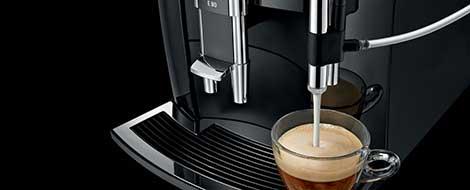 jura e80 pianoblack kaffeevollautomat. Black Bedroom Furniture Sets. Home Design Ideas